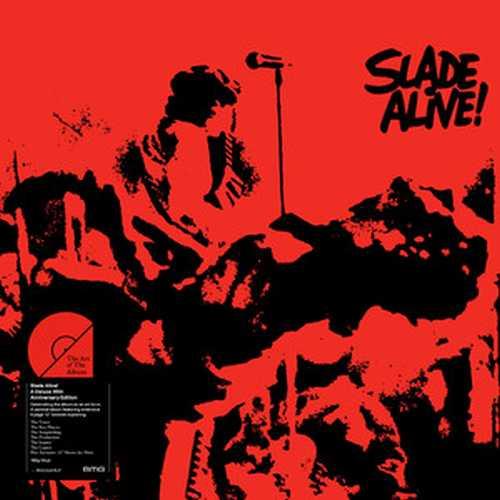 CD Shop - SLADE SLADE ALIVE !