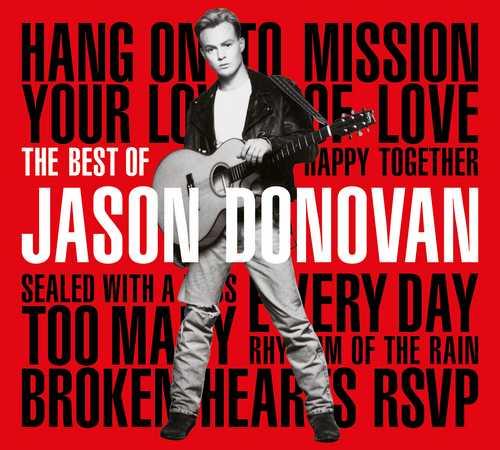 CD Shop - DONOVAN, JASON THE BEST OF JASON DONOVAN