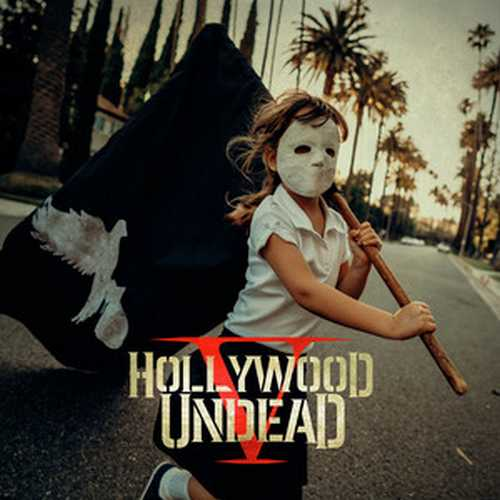CD Shop - HOLLYWOOD UNDEAD FIVE