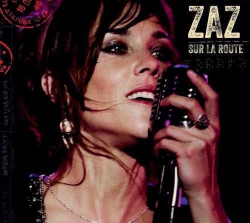 CD Shop - ZAZ SUR LA ROUTE