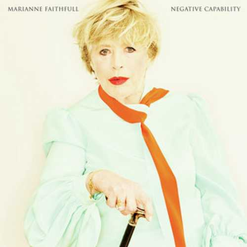 CD Shop - FAITHFULL, MARIANNE NEGATIVE CAPABILITY