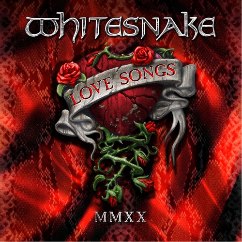 CD Shop - WHITESNAKE LOVE SONGS