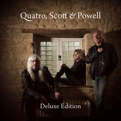 CD Shop - QUATRO, SCOTT & POWELL QUATRO, SCOTT & POWELL