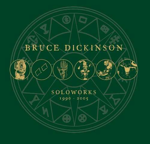 CD Shop - DICKINSON, BRUCE SOLOWORKS