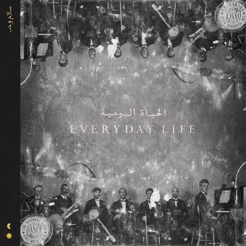 CD Shop - COLDPLAY EVERYDAY LIFE