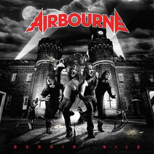 CD Shop - AIRBOURNE RUNNIN
