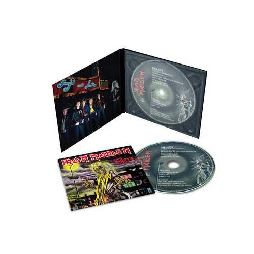 CD Shop - IRON MAIDEN KILLERS