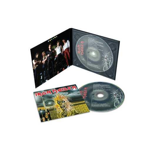 CD Shop - IRON MAIDEN IRON MAIDEN