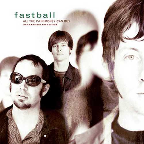 CD Shop - FASTBALL ALL THE PAIN MONEY CAN BUY