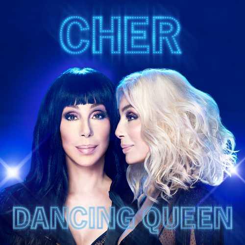CD Shop - CHER DANCING QUEEN (TRANSPARENT BLUE VINYL)