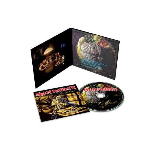 CD Shop - IRON MAIDEN PIECE OF MIND