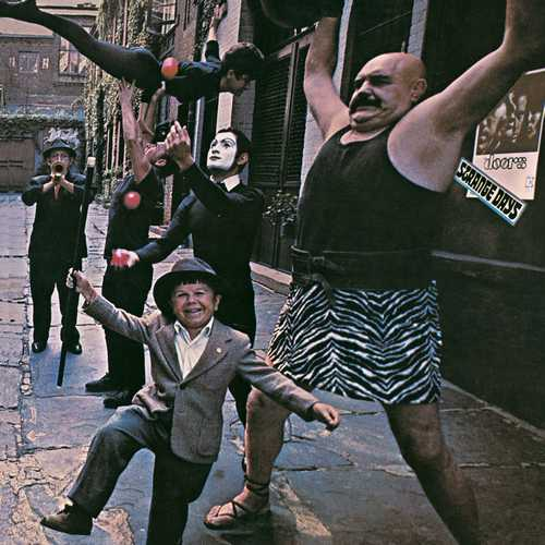 CD Shop - DOORS, THE STRANGE DAYS (50TH ANNIVERSARY EXPANDED EDITION)