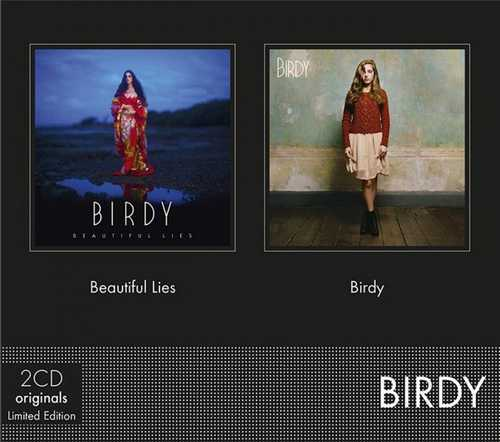 CD Shop - BIRDY BEAUTIFUL LIES/BIRDY
