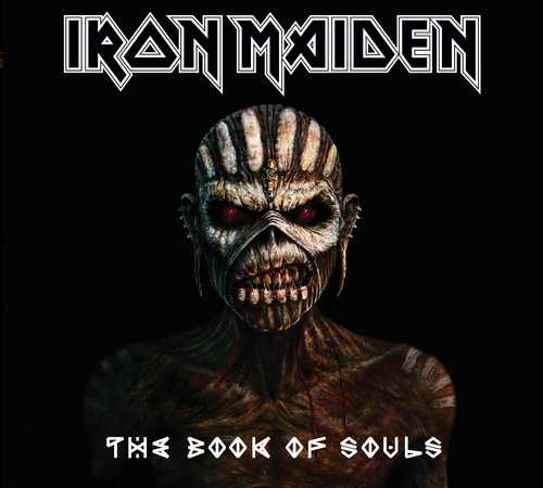 CD Shop - IRON MAIDEN THE BOOK OF SOULS
