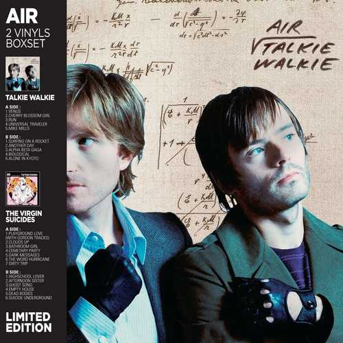 CD Shop - AIR TALKIE WALKIE / THE VIRGIN SUICIDES