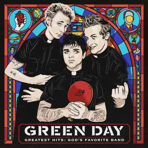 CD Shop - GREEN DAY GREATEST HITS: GOD