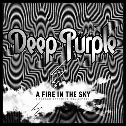 CD Shop - DEEP PURPLE A FIRE IN THE SKY