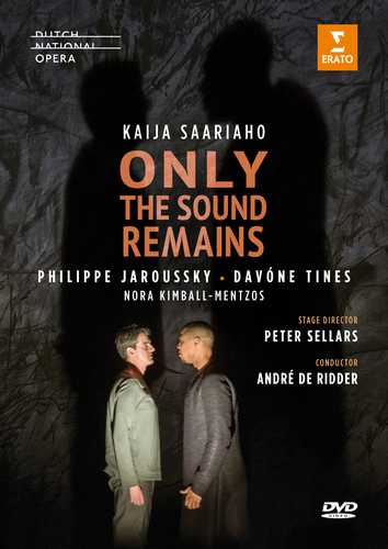 CD Shop - SAARIAHO, K. ONLY THE SOUND REMAINS