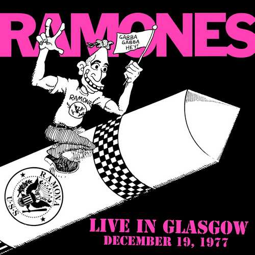 CD Shop - RAMONES, THE RSD - LIVE IN GLASGOW DEC.19 1977