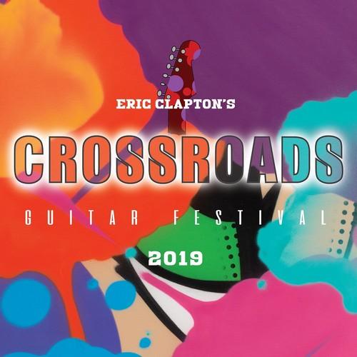 CD Shop - CLAPTON, ERIC ERIC CLAPTON'S CROSSROADS GUITAR FESTIVAL 2019