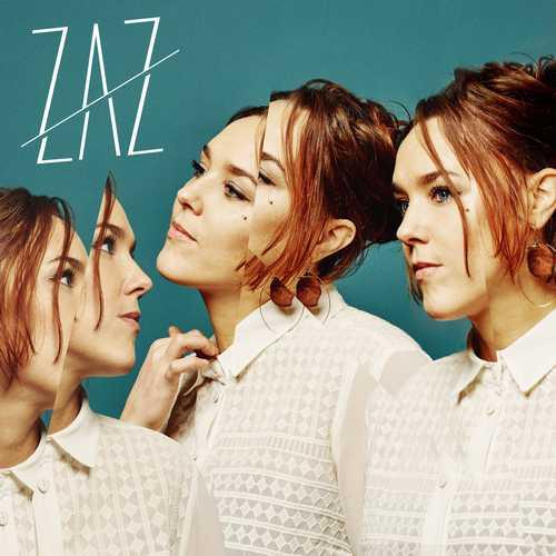 CD Shop - ZAZ EFFET MIROIR