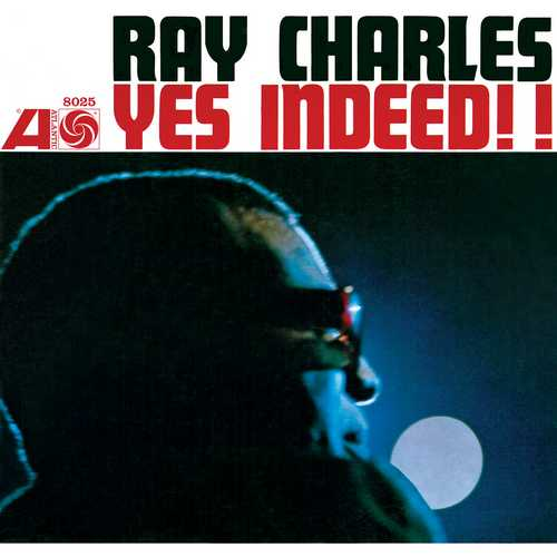 CD Shop - CHARLES, RAY YES INDEED! (MONO REMASTER)