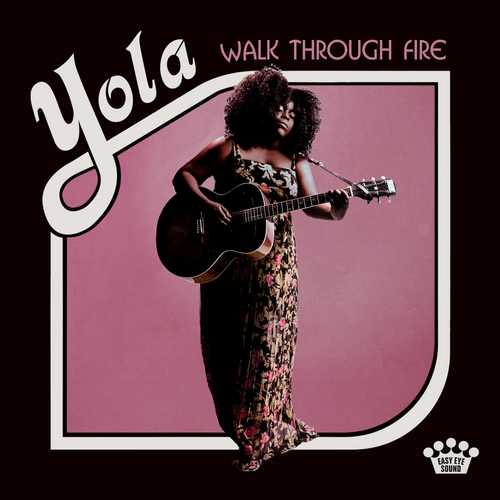 CD Shop - YOLA WALK THROUGH FIRE