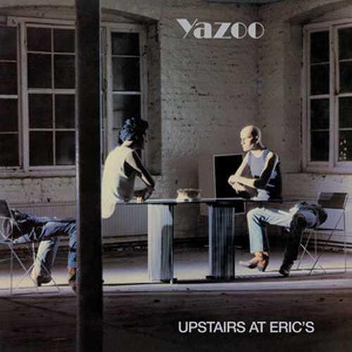 CD Shop - YAZOO UPSTAIRS AT ERIC