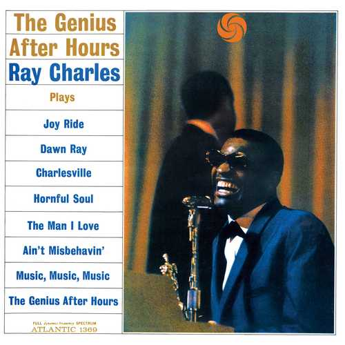CD Shop - CHARLES, RAY THE GENIUS AFTER HOURS (MONO)