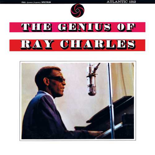 CD Shop - CHARLES, RAY THE GENIUS OF RAY CHARLES (MONO)