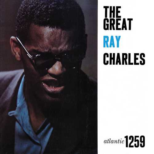 CD Shop - CHARLES, RAY THE GREAT RAY CHARLES (MONO)
