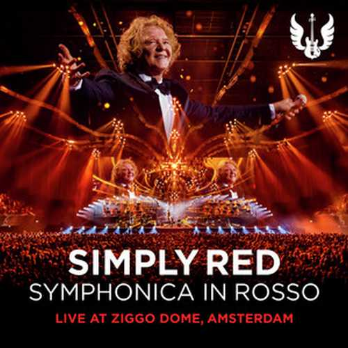 CD Shop - SIMPLY RED SYMPHONICA IN ROSSO