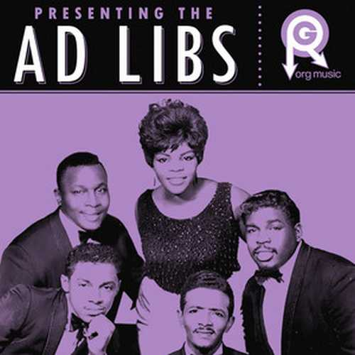 CD Shop - AD LIBS, THE RSD - PRESENTING... THE AD LIBS