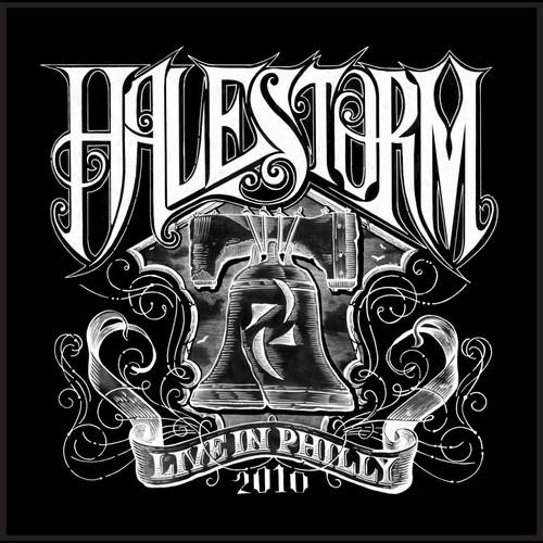 CD Shop - HALESTORM LIVE IN PHILLY 2010
