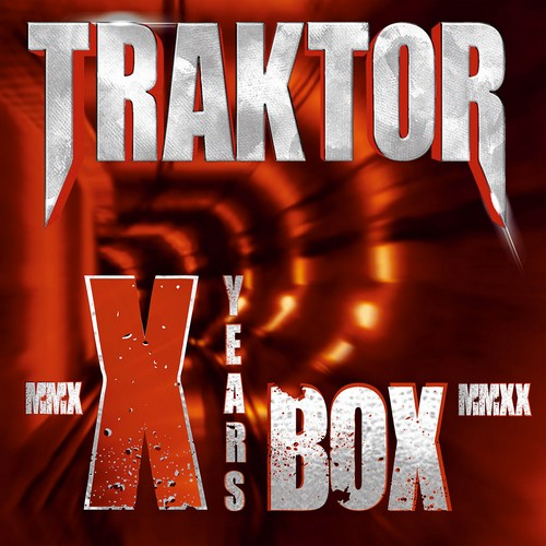 CD Shop - TRAKTOR X YEARS BOX