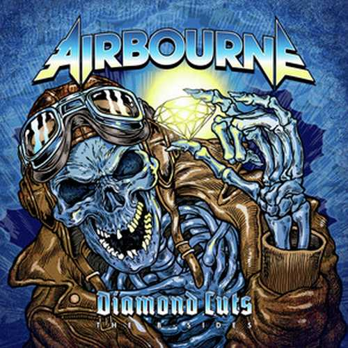 CD Shop - AIRBOURNE DIAMOND CUTS - THE B-SIDES