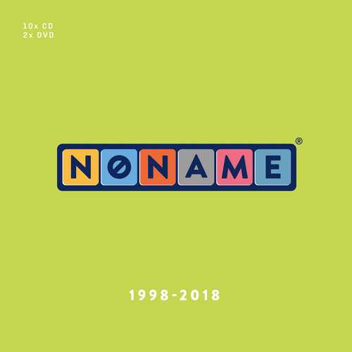 CD Shop - NO NAME NO NAME 1998 - 2018 (10CD+2 DVD)