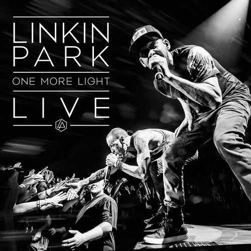 CD Shop - LINKIN PARK ONE MORE LIGHT (LIVE)