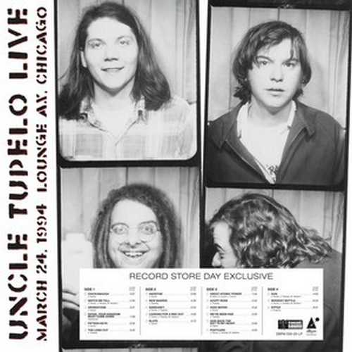 CD Shop - UNCLE TUPELO RSD - LIVE AT LOUNGE AX - MARCH 24, 1994