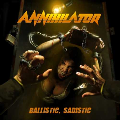 CD Shop - ANNIHILATOR BALLISTIC, SADISTIC