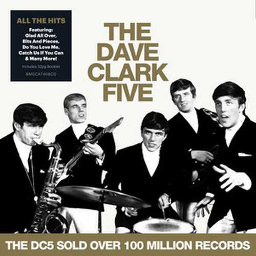 CD Shop - DAVE CLARK FIVE, THE ALL THE HITS