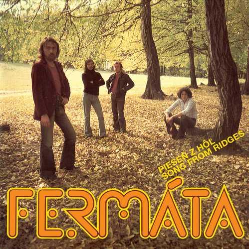 CD Shop - FERMATA PIESEN Z HOL (VINYL)