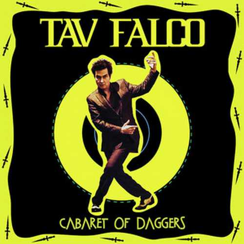 CD Shop - FALCO, TAV CABARET OF DAGGERS