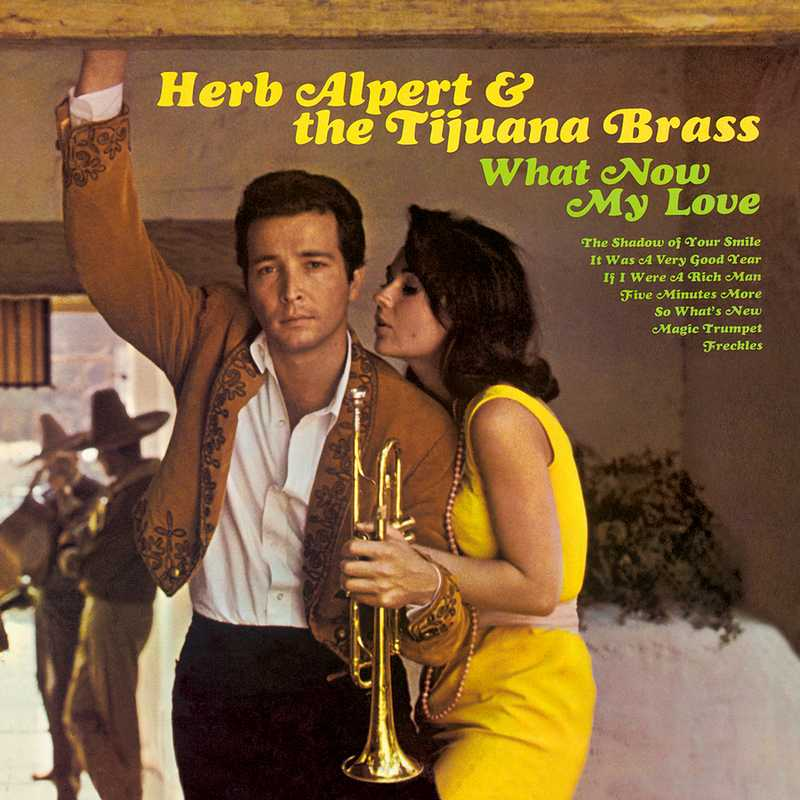 CD Shop - ALPERT, HERB & THE TIJUANA BRASS WHAT NOW MY LOVE