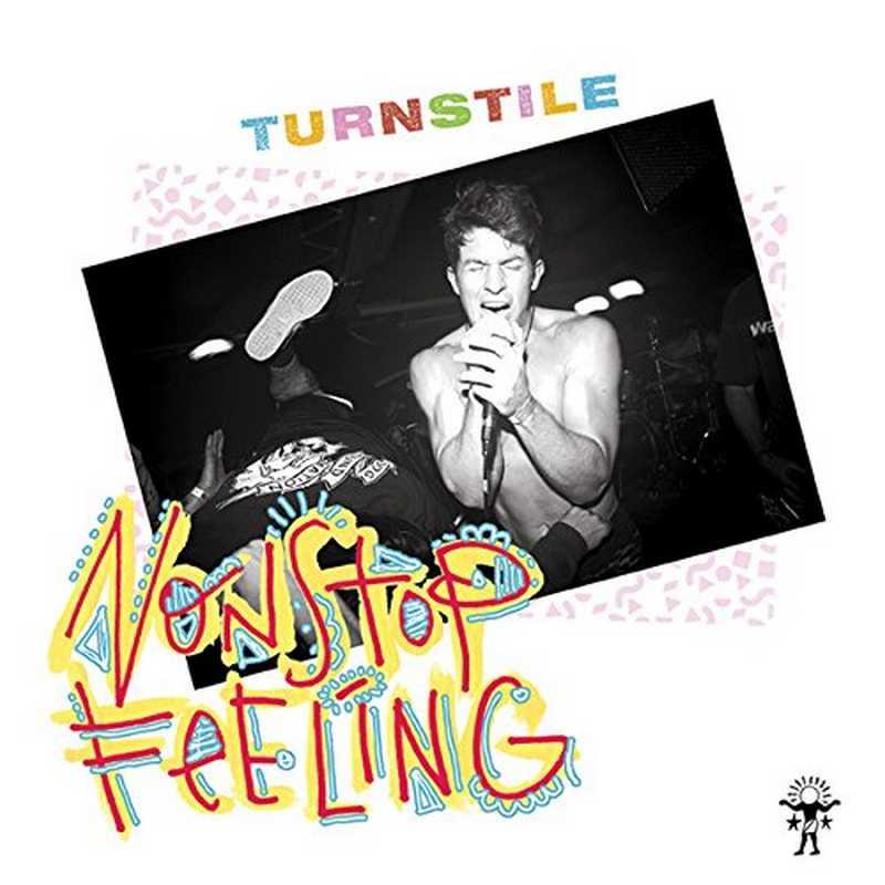CD Shop - TURNSTILE NONSTOP FEELING