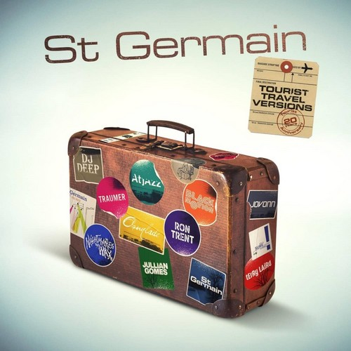 CD Shop - ST GERMAIN TOURIST (20TH ANNIVERSARY TRAVEL VERSIONS)