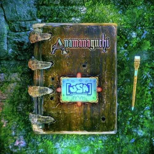 CD Shop - ANAMANAGUCHI USA (180-GRAM VINYL W/ DOWNLOAD CARD)