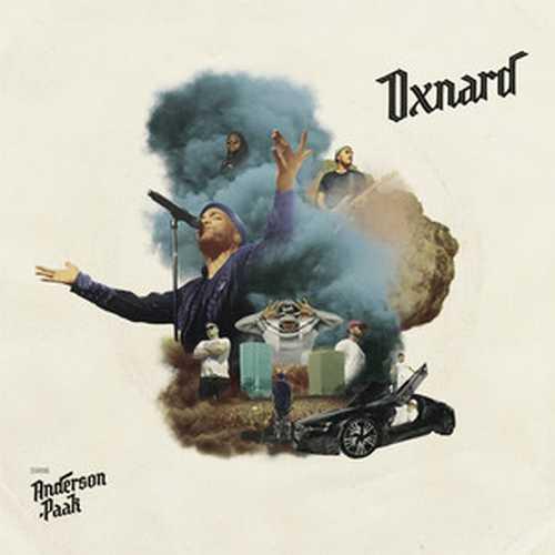 CD Shop - PAAK, ANDERSON OXNARD