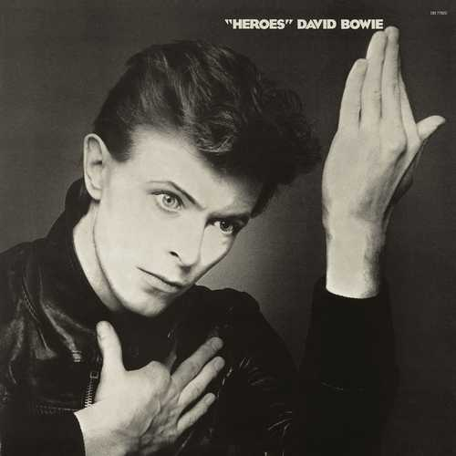 CD Shop - BOWIE, DAVID HEROES (2017 REMASTERED VERSION)