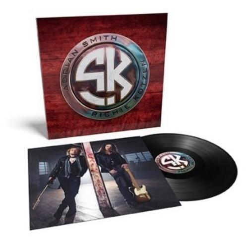 CD Shop - SMITH / KOTZEN SMITH / KOTZEN (BLACK VINYL)